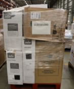 Mixed Pallet of 12 items, Brands include Oyster, Chicco & Elevate.Total RRP Approx £1531