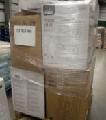 Mixed Pallet of 11 items, Brands include Tutti, Trillo & Sansa. Total RRP Approx £1636.99