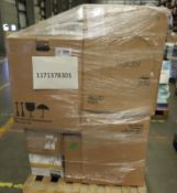 Mixed Pallet of 9 items, Brands include Silver Cross, Britax & Joie. Total RRP Approx £1324.98