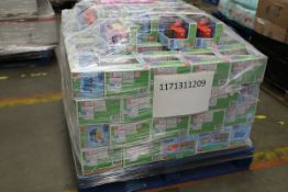 Pallet of 166 x Peppa Pig vehicle assortment. Total RRP Approx £1826.00