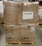 Mixed Pallet of 11 items, Brands include Cybex, Oyster & Kubbie. Total RRP Approx £2029.90