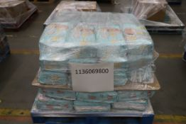 Mixed Pallet of 60 x Pampers Premium. Total RRP Approx £528