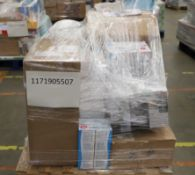 Mixed Pallet of 43 items, Brands include Babyzen, Chicco & Mothercare. Total RRP Approx £1448.71
