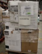 Mixed Pallet of 10 items, Brands include Joie, Elevate & Stages. Total RRP Approx £1329.99