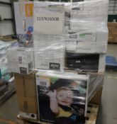 Mixed Pallet of 14 items, Brands include Silver Cross, Chicco & Britax. Total RRP Approx £1813.94