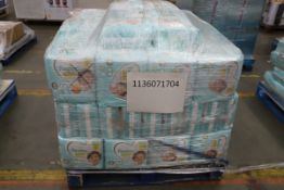 Mixed Pallet of 130 x Pampers Premium Protection nappies s6 31. Total RRP Approx £1170