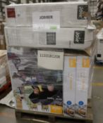 Mixed Pallet of 14 items, Brands include Chicco,Cybex & Evolva.Total RRP Approx £1426