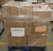 Mixed Pallet of 586 items, Brands include Nailene, So? & Burts Bee's. Total RRP Approx £3353.48