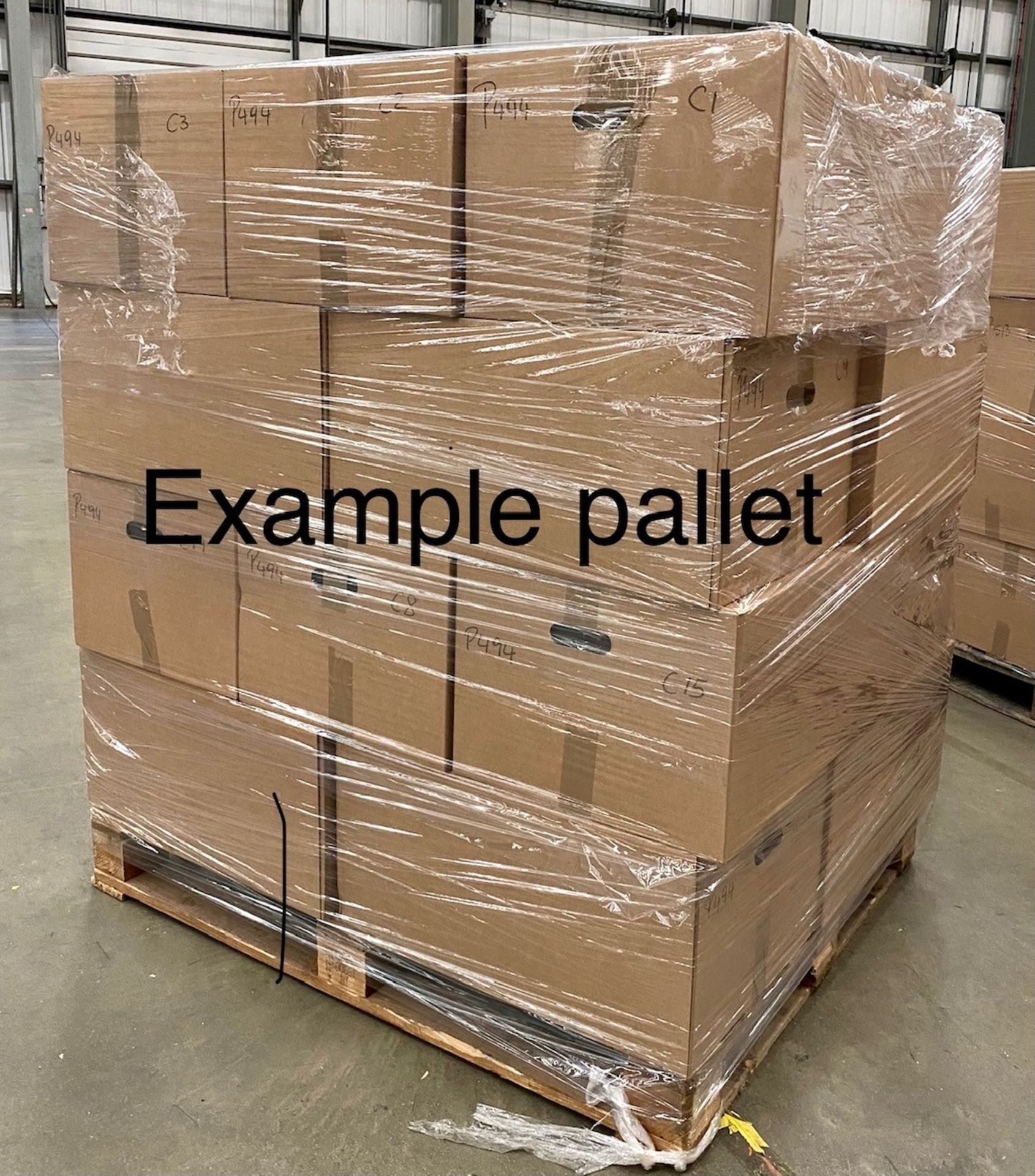 1 x mixed pallet = 310 items of Grade A M&S Kidswear. Approx Total RRP £3767.75 - Image 10 of 10
