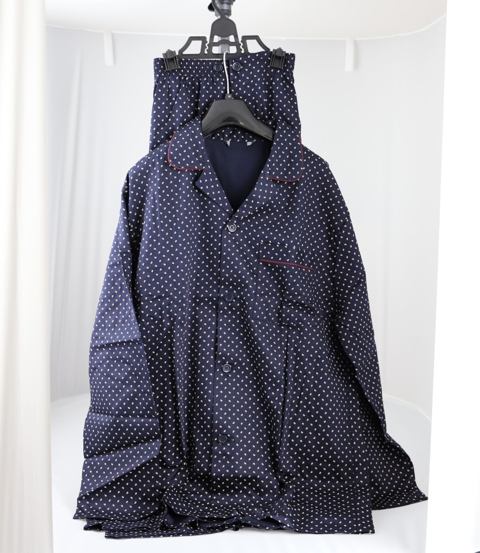 1 x mixed pallet = 94 items of Grade A M&S Menswear Clothing. Total RRP £2574 - Image 4 of 13