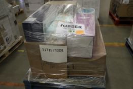 Mixed Pallet of 15 items, Brands include SnuzSurface, Nuby & Oyster. Total RRP Approx £1450.00