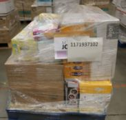 Mixed Pallet of 48 items, Brands include Mothercare, Britax & Naty. Total RRP Approx £2035.35