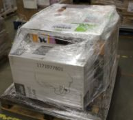 Mixed Pallet of 5 items, Brands include Joie & Chicco. Total RRP Approx £675