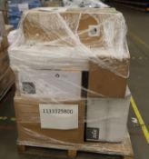 Mixed Pallet of 7 items, Brands include Silver Cross, Joie & Cybex.Total RRP Approx £1274