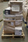Mixed Pallet of 8 items, Brands include Elevate & Chicco. Total RRP Approx £763
