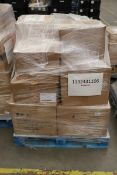 Mixed Pallet of 875 items, Brands include Avengers & Disney. Total RRP Approx £9,231