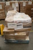 Mixed Pallet of 539 items, Brands include Herbal Essence & Honest Beauty. Total RRP Approx £6,023