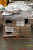 Mixed Pallet of 878 items, Brands include John Frieda & Babyliss. Total RRP Approx £8,818