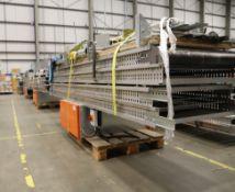 Multi belt conveyor system by Gebhardt – USED.