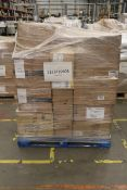Mixed Pallet of 792 items, Brands include Yardley & Toni & Guy. Total RRP Approx £8,387