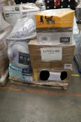 Mixed Pallet of 285 items, Brands include Tommee Tippee & Lipsy. Total RRP Approx £9,333