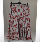 1 x mixed pallet = 299 items of Grade A M&S Womenswear Clothing. Approx Total RRP £8,985.00