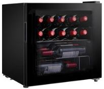 Pallet of mixed Freezers and Wine Cabinet, brands include Logik & Kenwood. Latest selling price £609