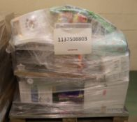 Mixed Pallet = 151 Baby items, Brands include iCandy & Pampers. Total RRP Approx £1939