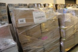 Mixed Pallet = 1016 Baby & Beauty items, Brands include PK & Disney. Total RRP Approx £11,100