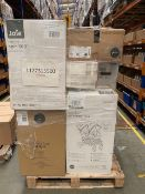 Mixed Pallet = 11 Baby items, Brands include Silver Cross. Total RRP Approx £2563