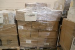 Mixed Pallet = 1031 Baby & Beauty items, Brands include Avengers & Star Wars. Total RRP £11,460