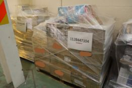Mixed Pallet = 869 Baby & Beauty items, Brands include Sally Hansen. Total RRP Approx £8477