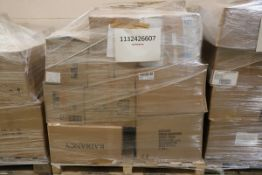 Mixed Pallet = 654 Baby & Beauty items, Brands include Sanctuary & Philips. Total RRP Approx £6469