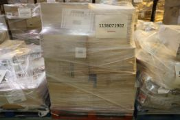 Mixed Pallet = 834 Baby & Beauty items, Brands include L'Oreal & Babybjorn. Total RRP Approx £8550