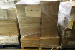 Mixed Pallet = 898 Baby & Beauty items, Brands include Braun & Rimmel. Total RRP Approx £10,189