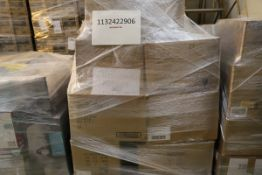 Mixed Pallet = 576 Baby & Beauty items, Brands include Panasonic & Nivea. Total RRP Approx £7070