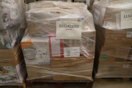 Mixed Pallet = 913 Baby & Beauty items, Brands include John Freida. Total RRP Approx £9698