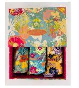 Box of 104 x mixed powder socks. Approx total RRP £854