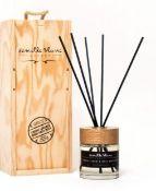 Mixed box of 21 x Vanilla B reed diffuser gift sets. Approx total RRP ££529.20