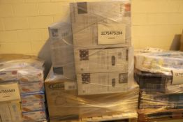 Mixed Pallet = 13 Baby items, Brands include Graco & Elevate. Total RRP Approx £1729