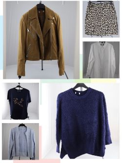 Up to 96% off RRP - Various quantities available, Massive Resale Opportunity from M&S – Womenswear clothing incl. knitwear, dresses and more
