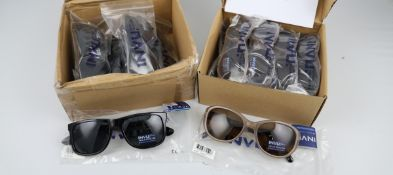 Mixed Lot = a total of 17 Invu Sunglasses. Approximate RRP £697