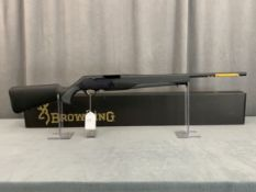 43. Browning BAR Mark III Stalker .270WIN, Syn Stock, Box SN: BRPT16830YM311
