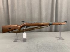 31. Mossberg 151M Military Training Rifle, .22LR, SN: Not Visible