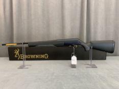 42. Browning BAR Mark III Stalker .243WIN, Syn Stock, Box SN: BRPT16690YM311