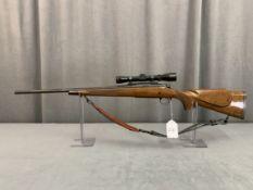 26. Rem 700 BDL Custom Shop .270, Leupold VARI-XII 2-7x32 Scope, Beautiful Wood! SN: 6512211