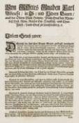 Bayern. – Mandate, Edikte. – Karl Albrecht