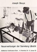 Beuys. – Joseph Beuys.