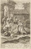 Bibel. – Pieter I de Jode