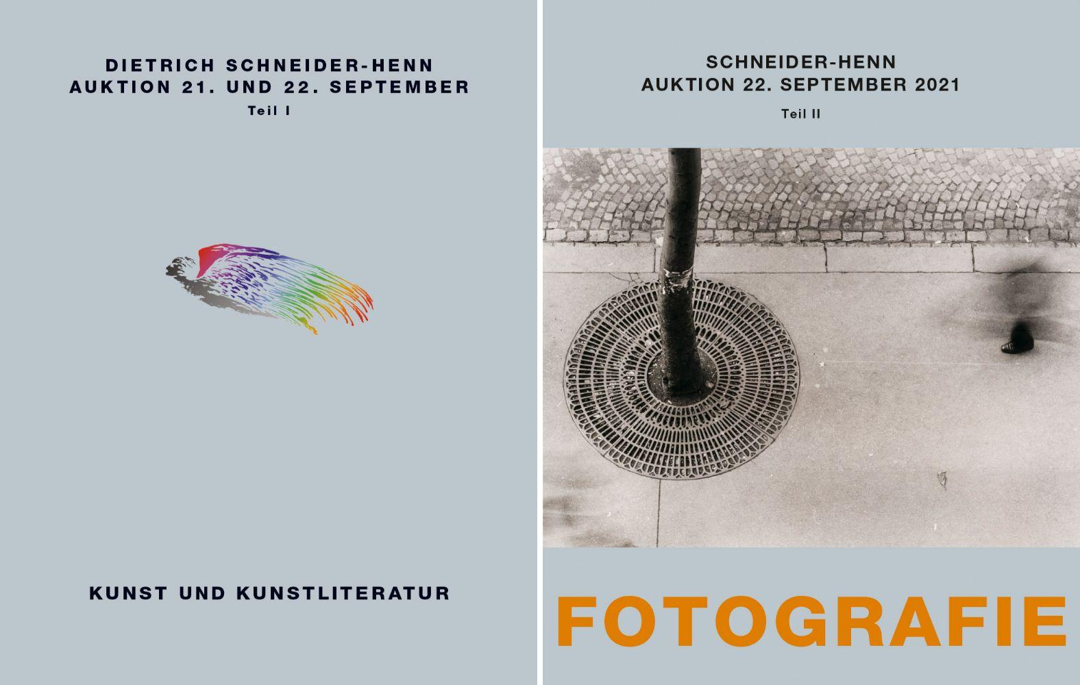Fotografie, Kunstliteratur, Kunst 21./22. September
